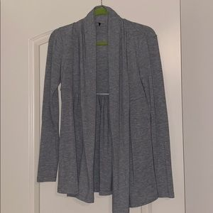 Heather Grey Sweater - great condition
